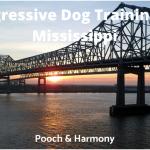 Aggressive Dog Training in Mississippi